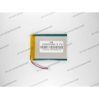 Батарея для GOCLEVER Quantum 700 Mobile Pro