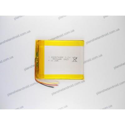 Аккумуляторная батарея для планшета 3000mAh