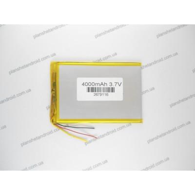 Батарея 4000 mAh 3 контакта для планшетов 7
