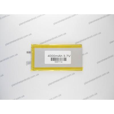 """Батарея 4000 mAh для планшетa 7"""" Globex, Mediacom, Enot, GoGlever"""