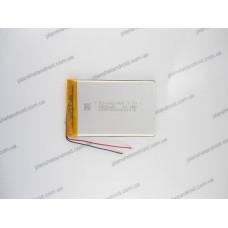 Аккумулятор для планшета и GPS 3.7V 4000 mAh 6,0x60x90 mm