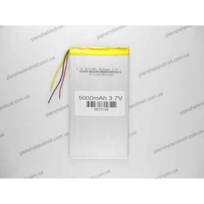 Аккумуляторная батарея для планшетa 5000 mAh