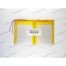 Батарея для планшета 3.7V 5000mAh 4.3x97x158mm