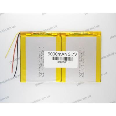 Батарея на планшет 6000mAh 3.7V