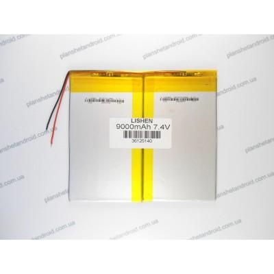 Батарея для Impression ImPAD 9709