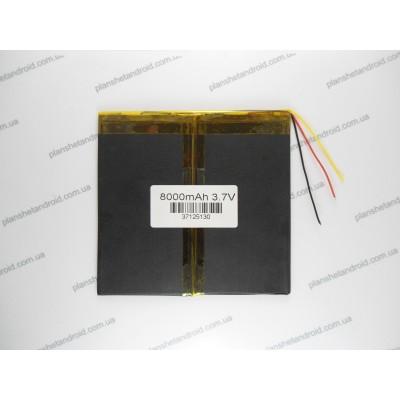 Батарея 8000mAh для планшетов повышенной мощности