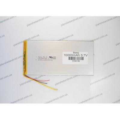 Батарея для планшетов 10-12 дюймов 3-х контактная