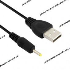 Кабель для планшета USB - штекер 2,5mm