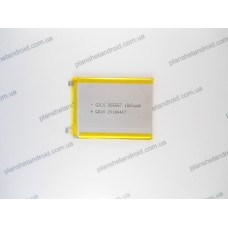 Батарея для планшета и GPS 3.7V 1800mAh 3.3x52x67mm без контроллера