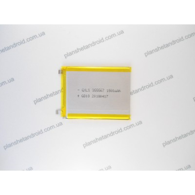 Батарея для GPS 1800 mAh без контроллера