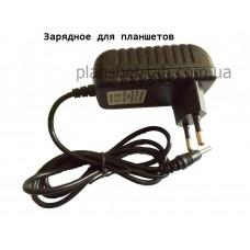 Зарядное для планшета сетевое 9V 2A (2.5 x 0.7mm)