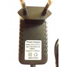 Зарядное для планшета сетевое 5V 2A (3.5 x 1.3mm)
